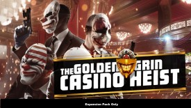 PAYDAY 2: The Golden Grin Casino Heist with Expansion Pack Only