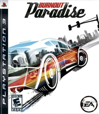 burnout paradise ps3 Limited Edition