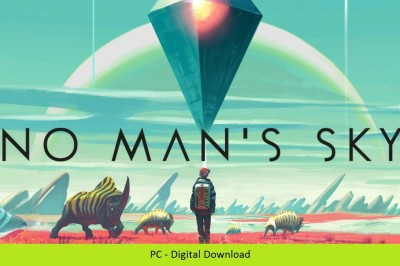 No Man's Sky(Digital Code Only - for PC)