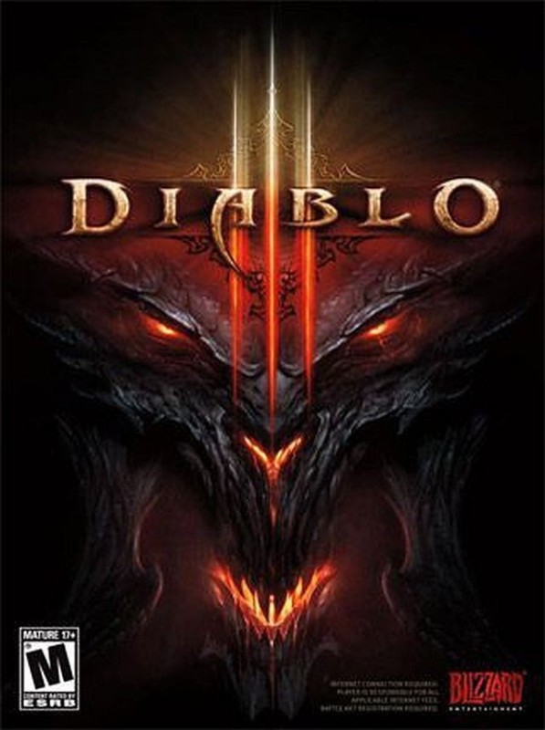 Diablo 3 CD-KEY(Digital Code Only - for PC)