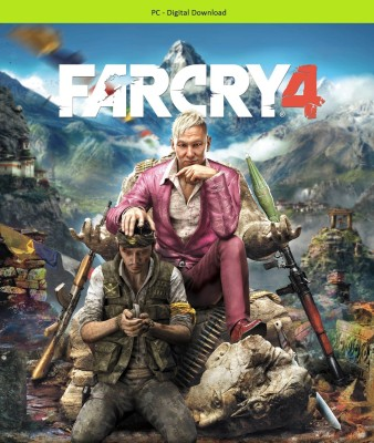 Far Cry 4(Digital Code Only - for PC)