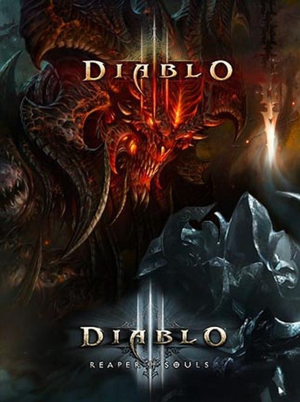 Diablo 3 + Reaper Of Souls Cd-Key Pc/Mac Global Bundle Edition(Digital Code Only - for PC)