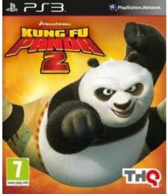 KUNG FU PANDA 2 PS3 Limited Edition
