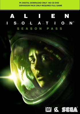 Alien: Isolation - Season Pass with Expansion Pack Only