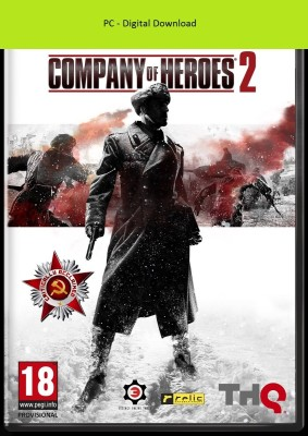 Company of Heroes 2(Digital Code Only - for PC)