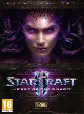 Starcraft 2: Heart Of The Swarm -Digital Code