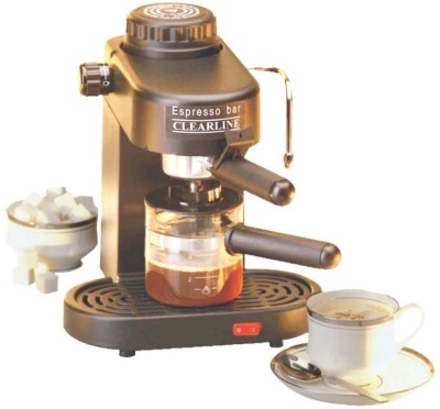 Clearline APPCLR004 4 cups Coffee Maker