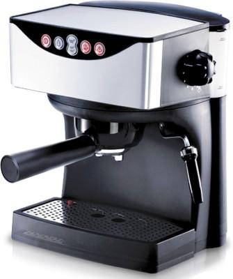 Redmond RCM-1503, 15 bar pressure Espresso Capuccino 2 cups Coffee Maker(Black) at flipkart