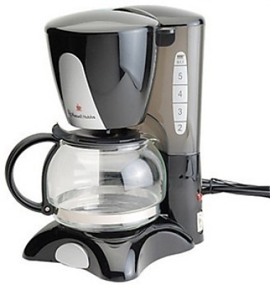 Russell Hobbs RCM60 6 cups Coffee Maker(Black)
