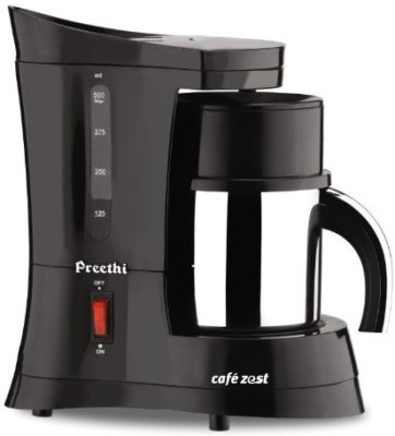 Preethi CM210 Coffee Maker(Black)