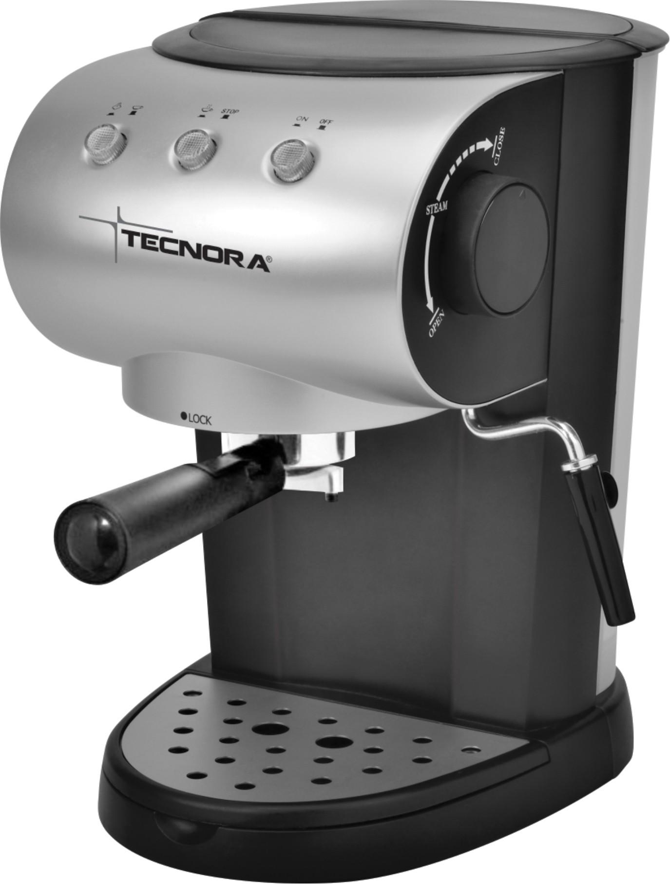 Tecnora KV 108 M 2 Cups Coffee Maker(Black)