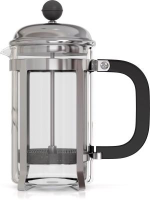 InstaCuppa FrenchPress_600 6 cups Coffee Maker(Regular Glass)