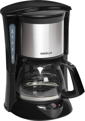 Havells Drip cafe 6 6 cups Coffee Maker