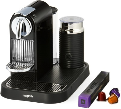 Nespresso Magimix Citiz & Milk 11300 8 Cups Coffee Maker
