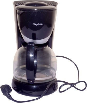 Skyline VT7011 12 cups Coffee Maker(Black)