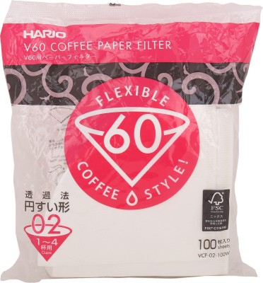 Hario VCF-02-100W 4 cups Coffee Maker