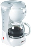 Inalsa Cafe Max 4 cups Coffee Maker (Whi...