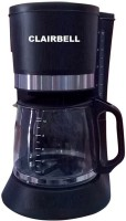 Clairbell GHD700 16 cups Coffee Maker(Black)