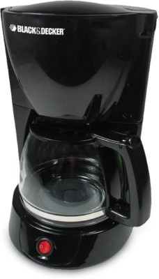 Black & Decker DCM 600 IN 8 Cups Coffee Maker