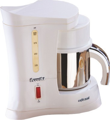Preethi Zest White Coffee Maker