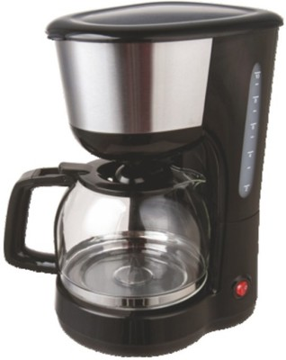 Sunflame SF-705 6 cups Coffee Maker(Black)