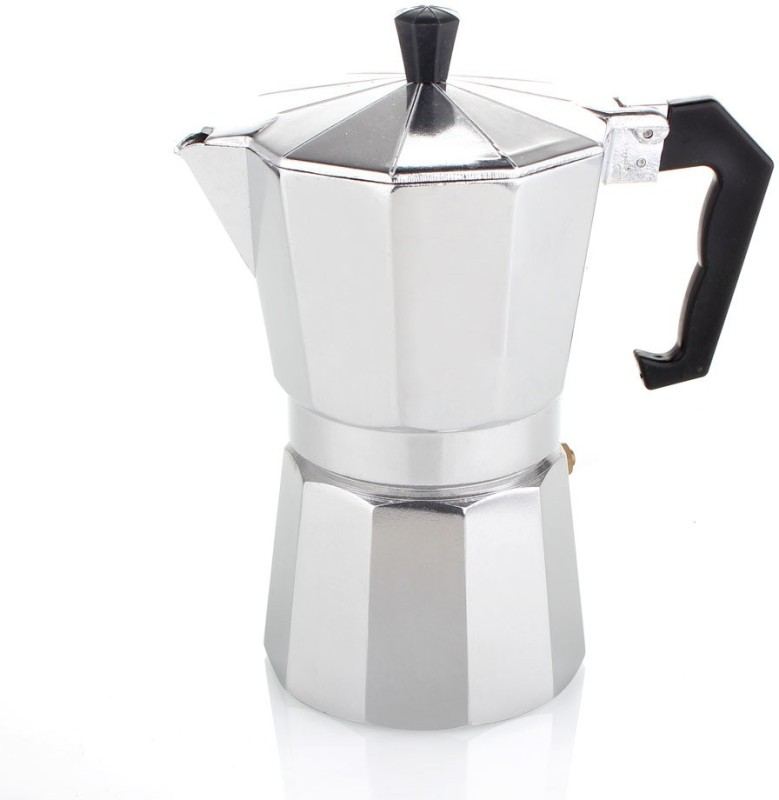 HSP CPST02 6 cups Coffee Maker(Silver)