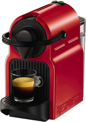 Nespresso xn100540 8 Cups Coffee Maker(Red)