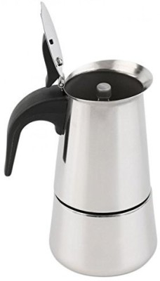 SVA coffee maker 6 cup 6 cups Coffee Maker(Stainless steel)