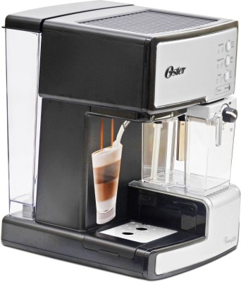 Coffee Maker At Flipkart : Oster BVSTEM6601S 049 10 cups Coffee Maker Silver available at Flipkart for Rs.11499