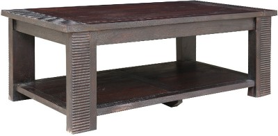 HomeTown Venus Engineered Wood Coffee Table(Finish Color - Wenge)