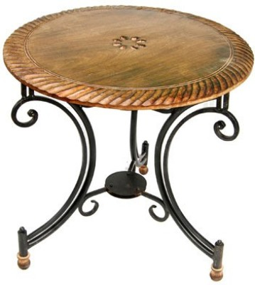 Acme Production Solid Wood Coffee Table