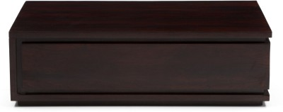 Urban Ladder Vector Storage Solid Wood Coffee Table(Finish Color - Mahogany)
