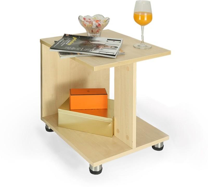 Debono Maple Engineered Wood Coffee Table(Finish Color - Maple Matt)