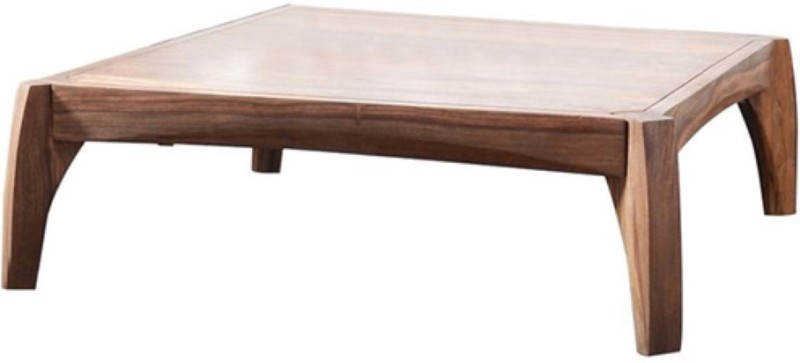 The Attic Solid Wood Coffee Table(Finish Color - Natural)