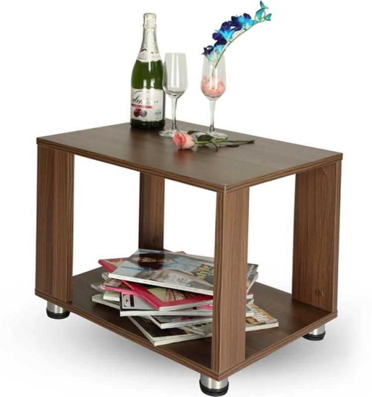 Debono Joy Engineered Wood Coffee Table(Finish Color - Acacia Dark Matt)