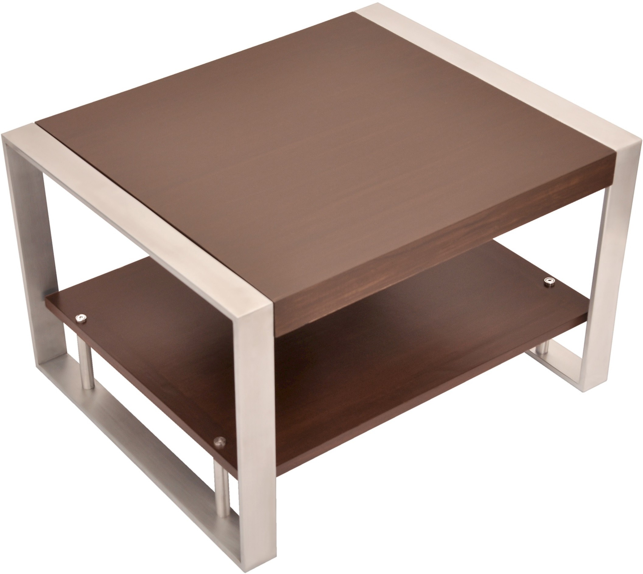 View Feel Well Engineered Wood Coffee Table(Finish Color - Brown) Price Online(Feel Well)