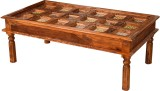 Induscraft Solid Wood Coffee Table (Fini...