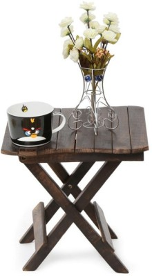 Onlineshoppee foldable coffee table Solid Wood Coffee Table