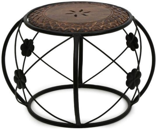 View Craftatoz Solid Wood Coffee Table(Finish Color - Matte Finish) Furniture (Craftatoz)