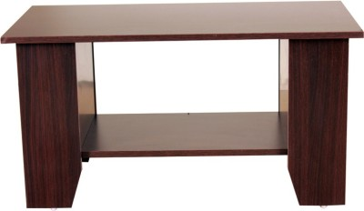 HomeTown Dion Engineered Wood Coffee Table(Finish Color - Wenge)
