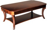 HomeTown Solid Wood Coffee Table (Finish...