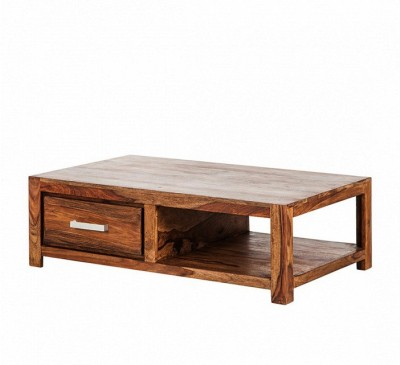 Smart Choice Furniture Rosewood (Sheesham)_JICT14_Matte finish Solid Wood Coffee Table