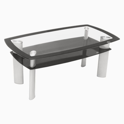 Godrej Interio GLAZE COFFEE TABLE Glass Coffee Table