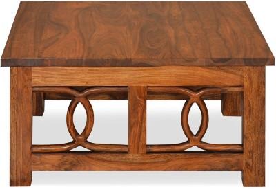 @home by Nilkamal Citrine Solid Wood Coffee Table
