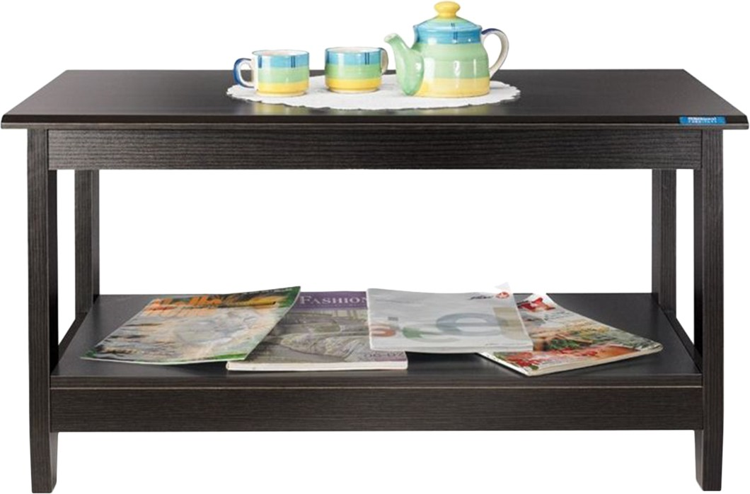 Nilkamal Classic Solid Wood Coffee Table Finish Color Brown