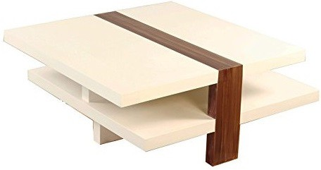 SMARVVV PRODUCTIONS Smart & Stylish Solid Wood Coffee Table class=