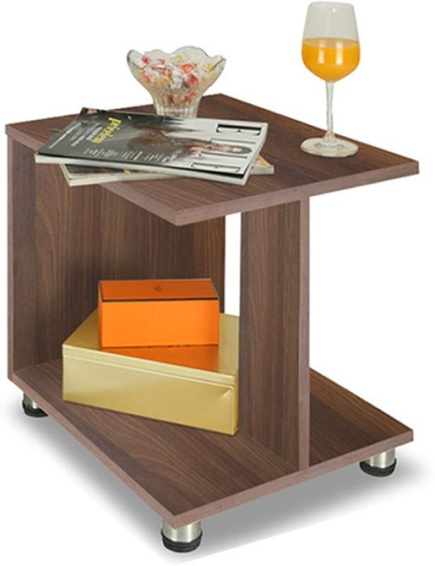 Debono Caramel Engineered Wood Coffee Table(Finish Color - Acacia Dark Matt)