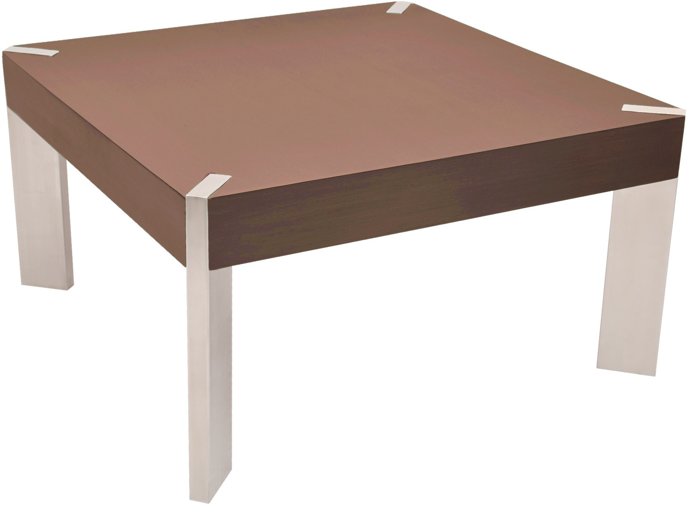 View Feel Well Engineered Wood Coffee Table(Finish Color - Brown) Furniture (Feel Well)