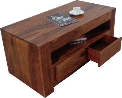 Aadhar Solid Wood Coffee Table