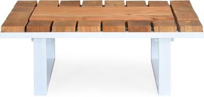 @home by Nilkamal Quad Solid Wood Coffee Table